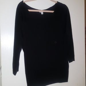 NYCO Black sweater